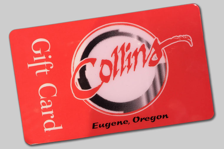 Collins Gift Card